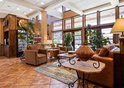 貝斯特韋斯特峽谷地飯店 - 摩押 - 休閒室