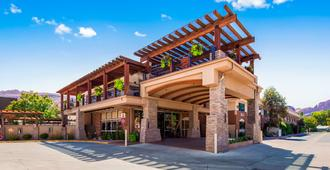 Best Western Plus Canyonlands Inn - Moab - Edificio
