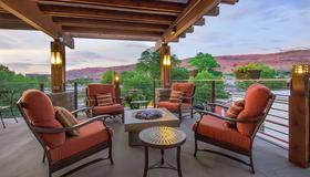 Best Western Plus Canyonlands Inn - Moab - Parveke