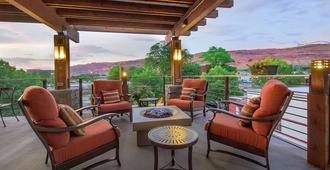 Best Western Plus Canyonlands Inn - Moab - Varanda