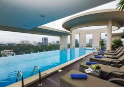 Central Palace Hotel - Ho Chi Minh City - Pool