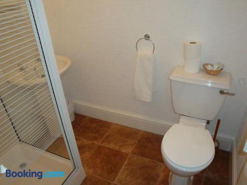 Sandhurst Hotel - Blackpool - Bathroom
