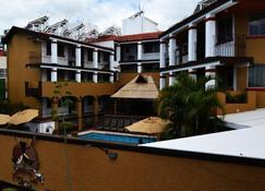 森康納達德哥特斯酒店 - 庫埃納瓦卡 - 庫埃納瓦卡 - 室外景