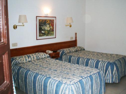 Hostal Centro - Toledo - Bedroom