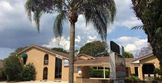Jacaranda Place Motor Inn - Toowoomba - Building