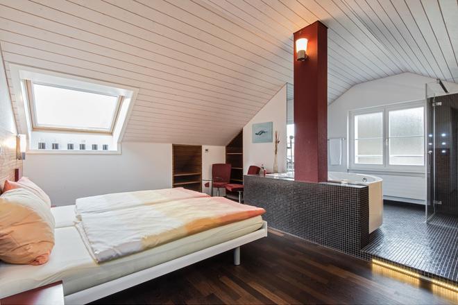 Hotel Thorenberg - Lucerne - Bedroom