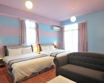 Rose Mary Homestay - Taitung City - Bedroom