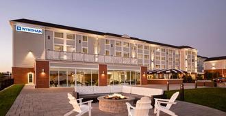 Wyndham Newport Hotel - Middletown - Edificio
