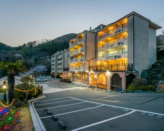 Homefourest Resort - Geoje - Gebäude
