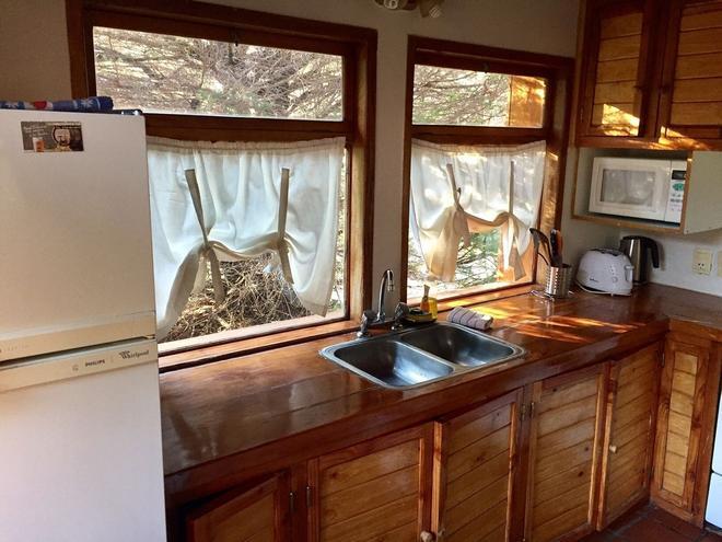尤拉圖恩木屋度假村 - 安戈斯土拉城 - 維拉·拉·安古斯圖拉 - 廚房