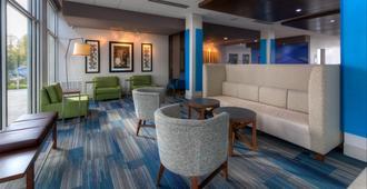 Holiday Inn Express & Suites Tulsa Midtown - Tulsa - Lounge