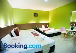 Dj Citi Point Hotel - Kuala Terengganu - Bedroom