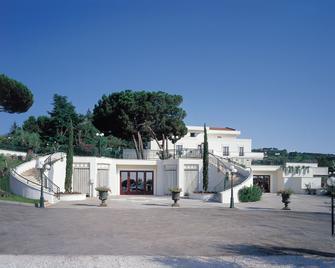 Domus Caesari - Marino - Edificio