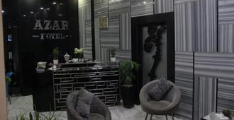Azar Boutique Hotel - קהיר - דלפק קבלה