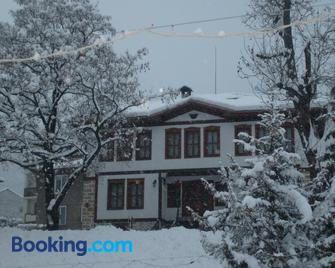 Petko Takov's House - Smolyan - Building