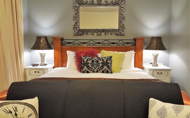 Adelaide's City Park Motel - Adelaide - Bedroom