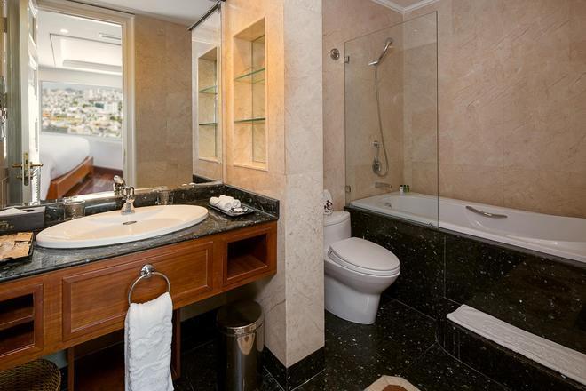 삼디 호텔 - 다낭 - 욕실