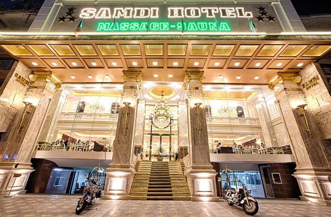 삼디 호텔 - 다낭 - 건물