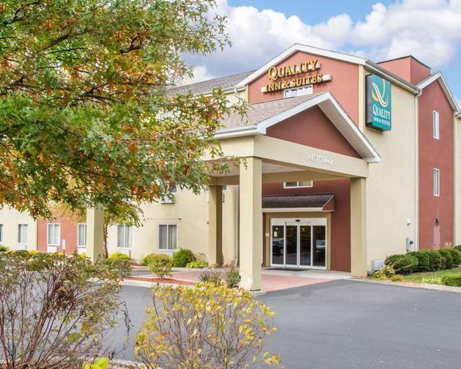 Quality Inn & Suites - Meriden - Building