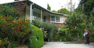 Glow Worm Motel - Waitomo