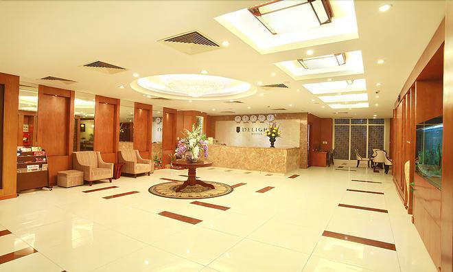 Hanoi Delight Hotel - Hanoi - Front desk