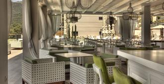 Salvator Villas & Spa Hotel - Párga - Ravintola