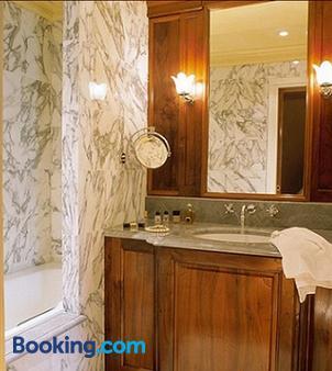 Hotel Chambiges Elysées - Paris - Phòng tắm