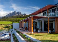 Clouds Estate - Stellenbosch - Gebäude