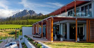 Clouds Estate - Stellenbosch - Edificio
