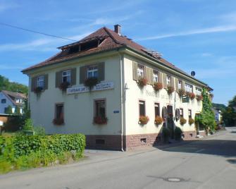 Gasthaus Metzgerei Zur Linde - Kenzingen - Gebouw