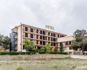 Hotel Mora - Mora de Rubielos - Edificio