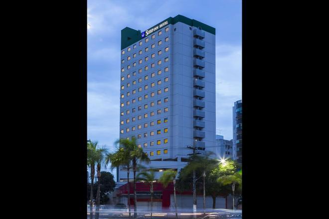 維托利亞舒眠飯店 - 維多利亞(巴西) - 建築
