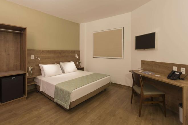 維托利亞舒眠飯店 - 維多利亞(巴西) - 臥室