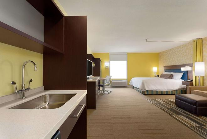 Home2 Suites by Hilton Pittsburgh / McCandless, PA - Pittsburgh - Bedroom