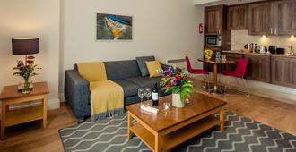 Premier Suites Dublin Stephens Hall - Dublín - Sala de estar