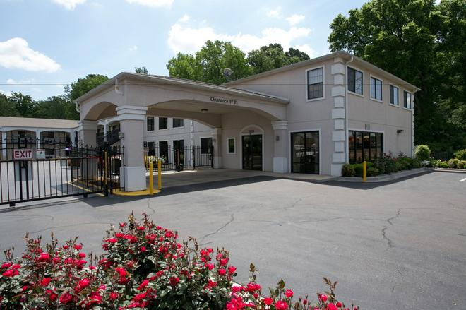 Memorylane Inn & Suites - Memphis - Edificio