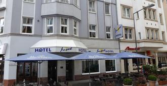 Insel Hotel - קלן - בניין