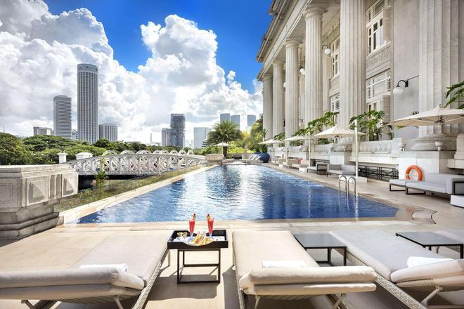 The Fullerton Hotel Singapore - Singapore - Pool