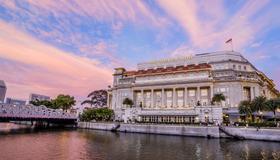 The Fullerton Hotel Singapore - Singapore - Toà nhà