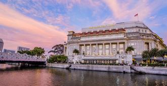 The Fullerton Hotel Singapore - Singapur - Edificio