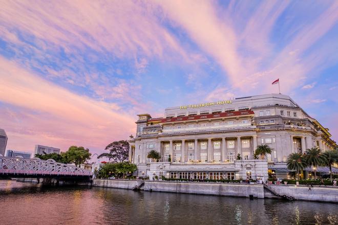 The Fullerton Hotel Singapore - Singapore - Rakennus