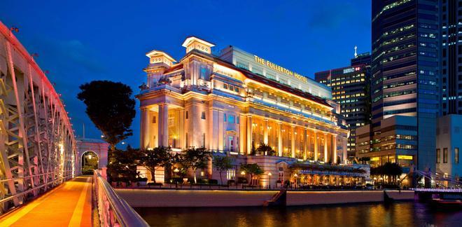 The Fullerton Hotel Singapore - Singapore - Building