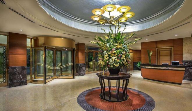 The Fullerton Hotel Singapore - Singapore - Lobby