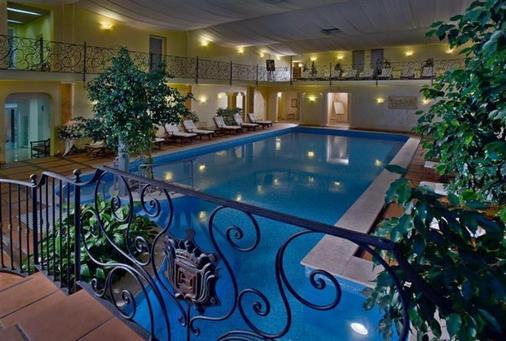 奎希桑納溫泉酒店 - 阿巴諾泰爾梅 - 游泳池