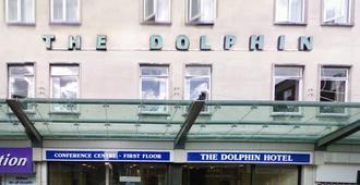 The Dolphin Sa1 Hotel - Swansea - Edificio