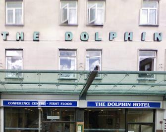 The Dolphin Sa1 Hotel - Swansea - Building