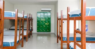 Sayab Hostel - Playa del Carmen - Bedroom