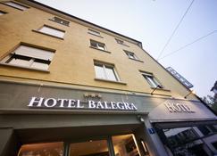 Hotel Balegra - Basilea - Edificio
