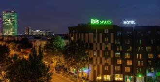 ibis Styles Bucharest Erbas - Bucharest - Building