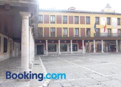 Hostal-Restaurante San Antolín - Tordesillas - Building